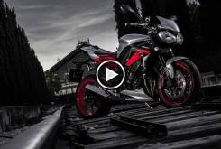 Triumph Street Triple RX - Motorbike Magazine