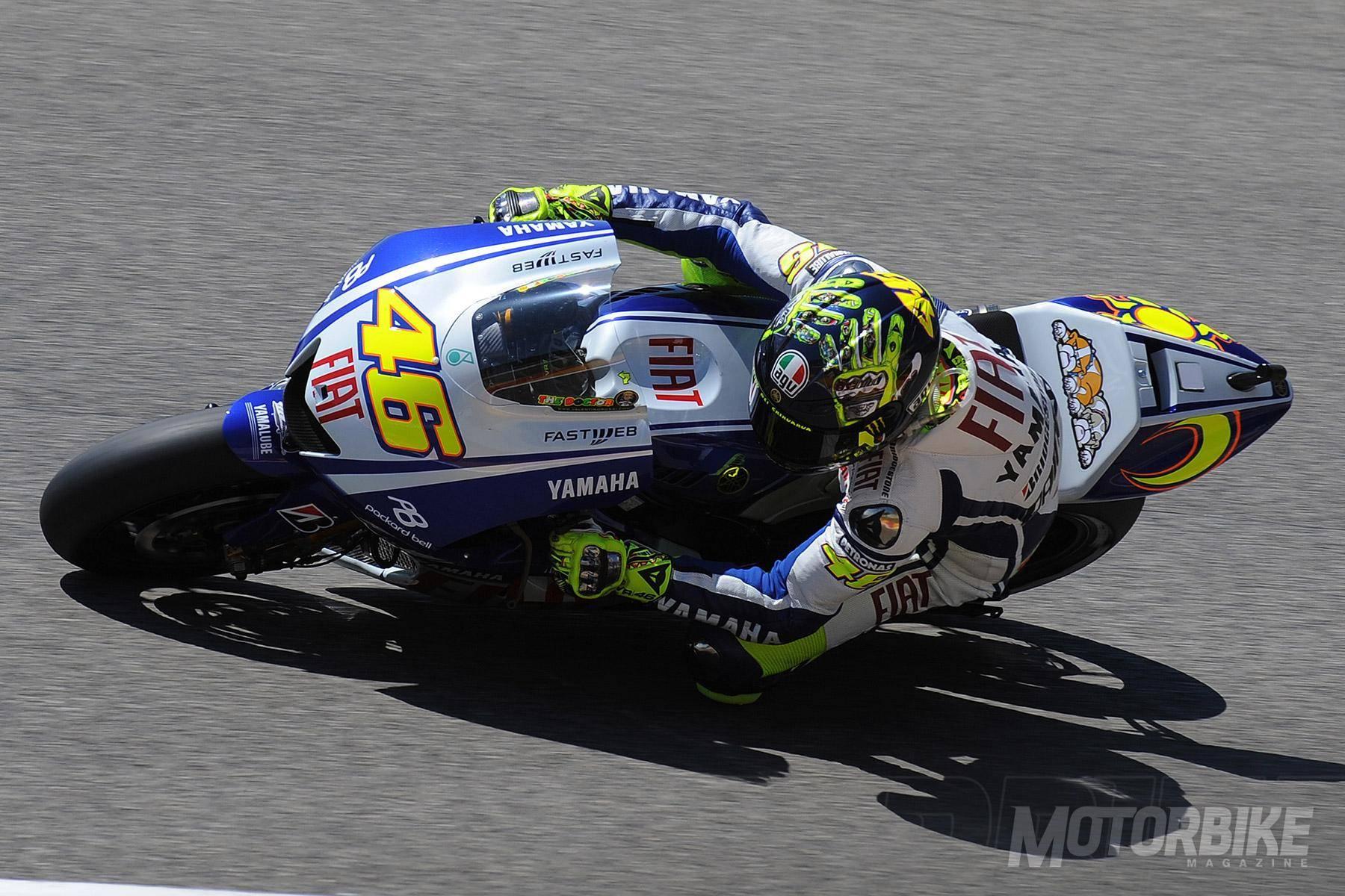 Cascos Valentino Rossi - Mugello - GP de Italia - Motorbike Magazine