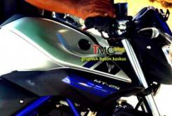 Yamaha MT 03 4