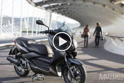 Yamaha X Max 125 fotos, vídeo y ficha técnica