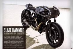 Slate Hammer: Harley-Davidson Sportster - MBK#05