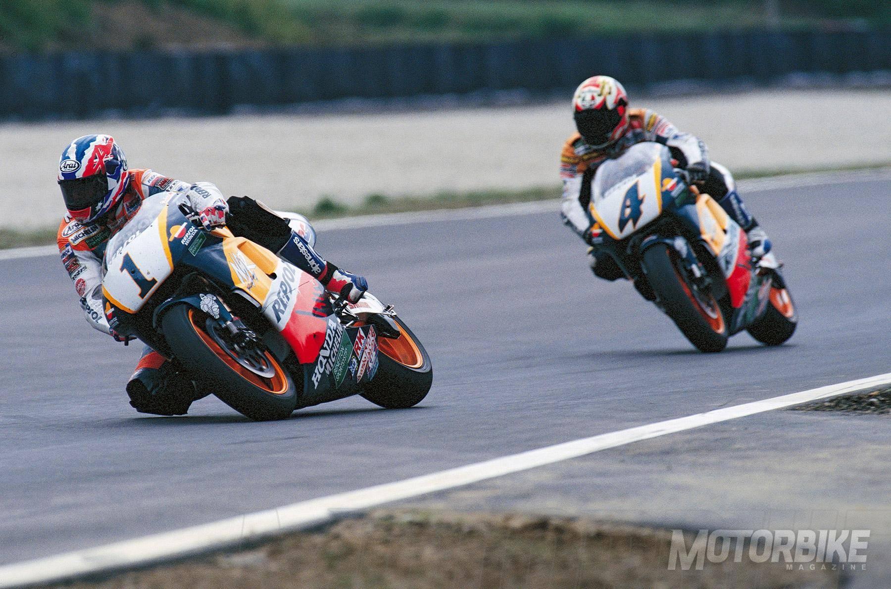 Álex Crivillé, el rey de la última vuelta - Motorbike Magazine