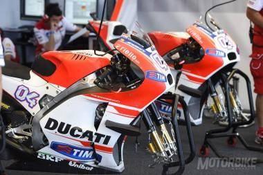 Ducati GP15 - Motorbike Magazine