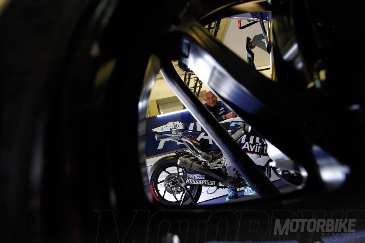Entrevista a Jose G. Maroto - Motorbike Magazine