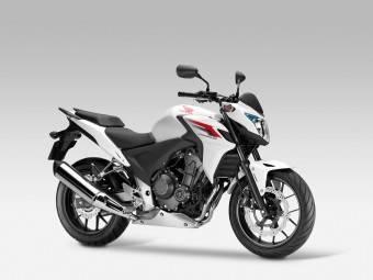 Honda CB500F 3