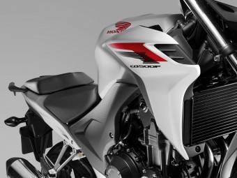 Honda CB500F 5