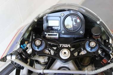 Honda NSR 250 SP Rothmans MC28 TYGA Performance