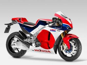 Honda RC213VS 1