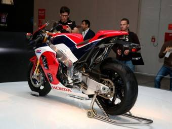 Honda RC213VS 10