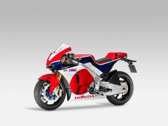 Honda RC213VS 5