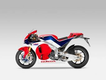 Honda RC213VS 6