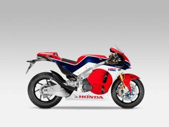 Honda RC213VS 7