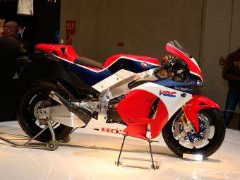 Honda RC213VS 8