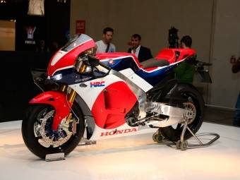 Honda RC213VS 9