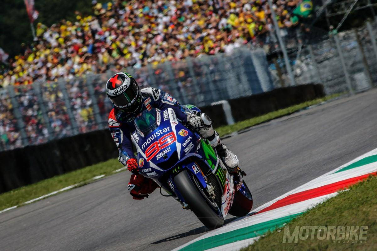 Jorge Lorenzo - Motorbike Magazine