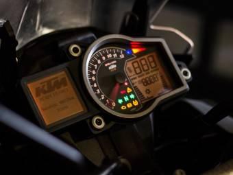 KTM 1050 Adventure MBK6 - Instrumentación