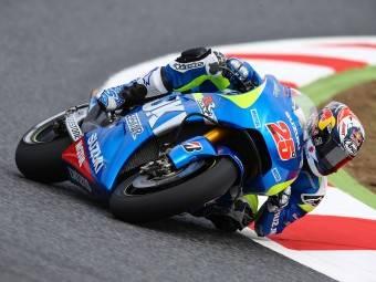 Maverick Vinales Suzuki MotoGP GP Catalunya 04