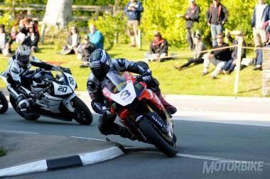 Michael Dunlop Yamaha BMW IOMTT