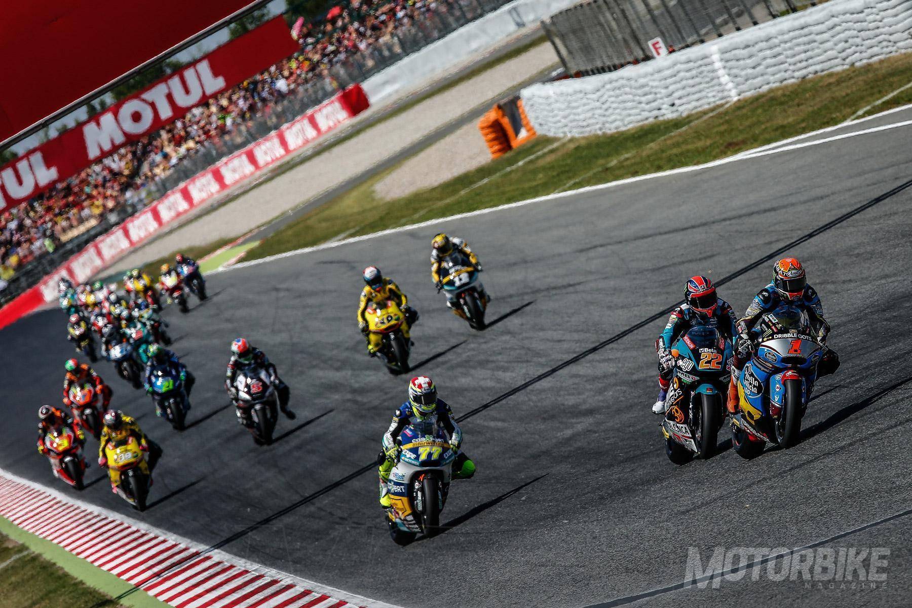 Moto2 Cataluña 2015 - Motorbike Magazine