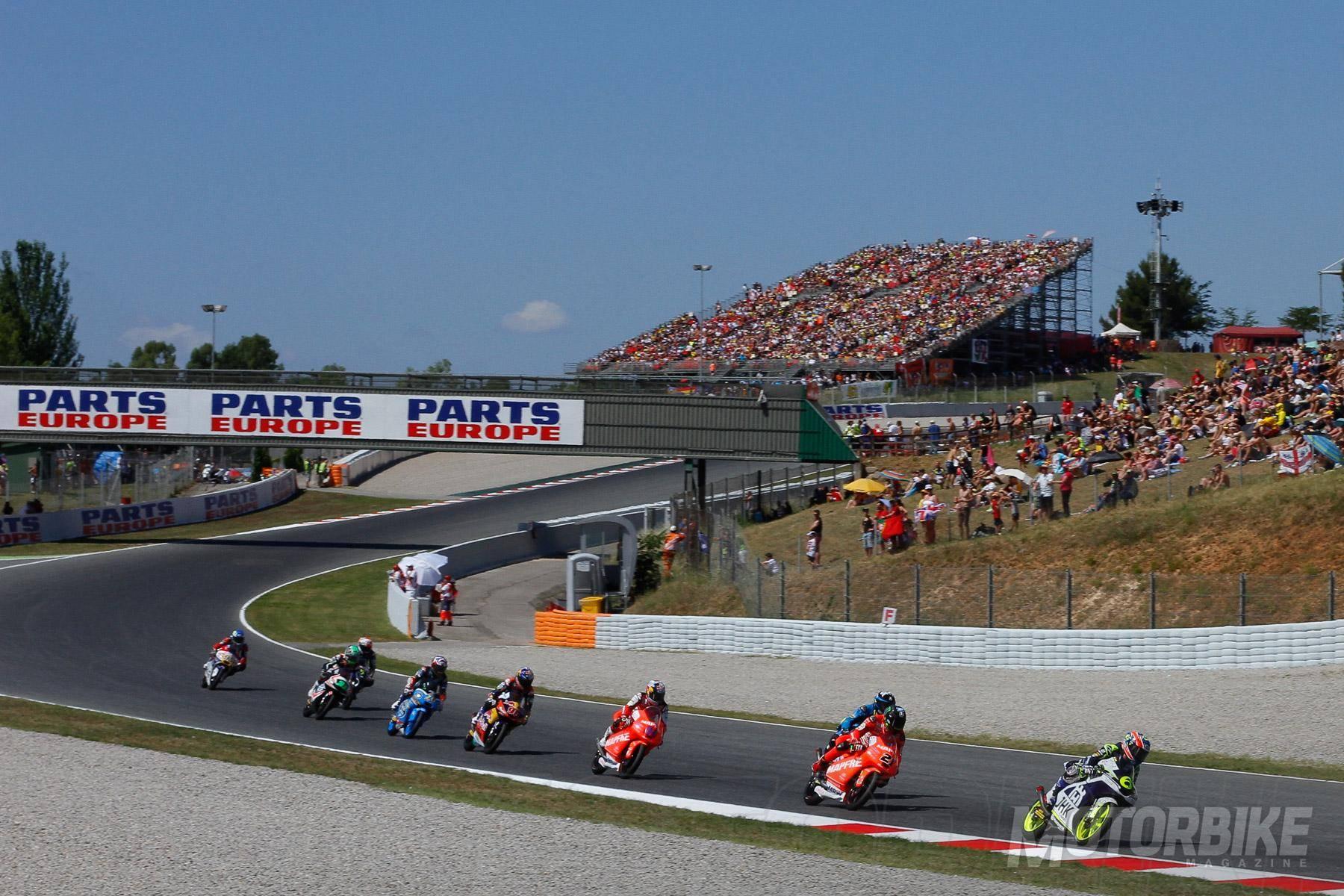 Moto3 Cataluña 2015 - Motorbike Magazine