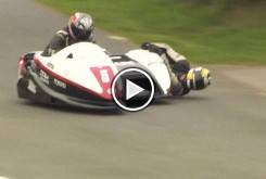 Sidecar - curvas extremas - video