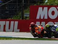 Rossi Márquez Assen 2