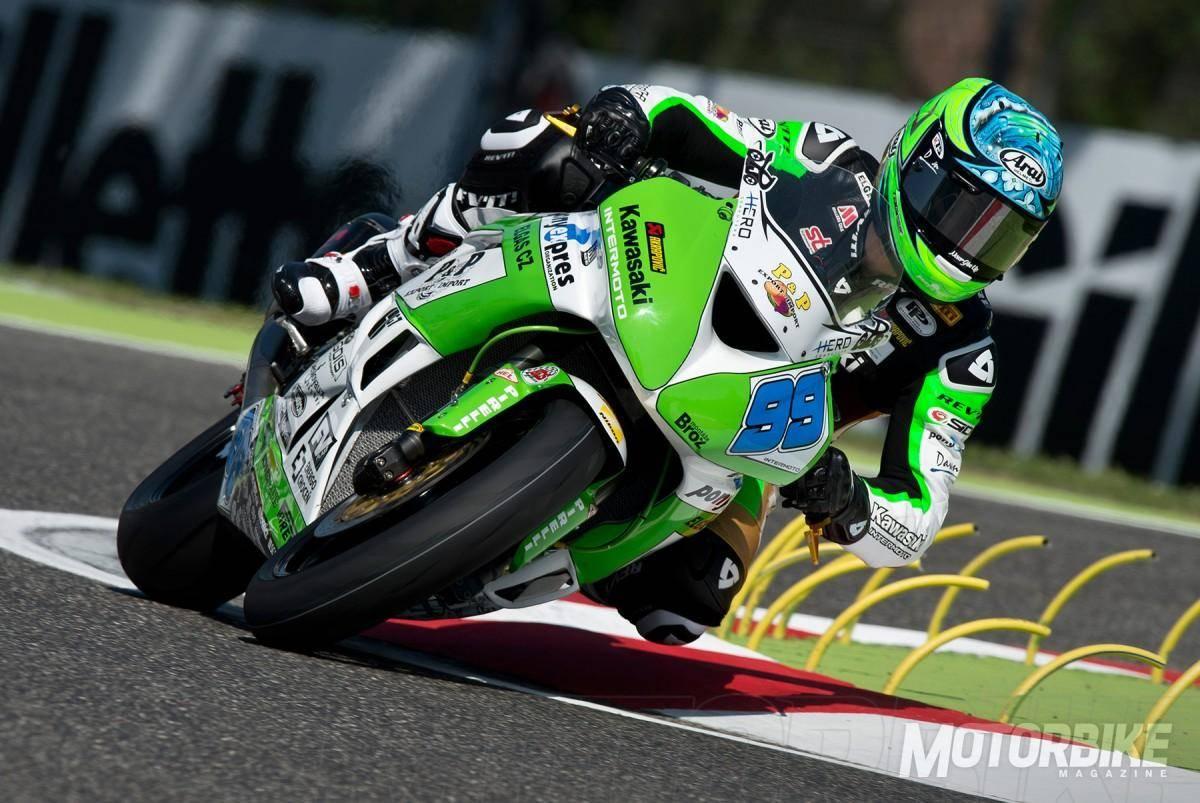 P. J. Jacobsen - Motorbike Magazine