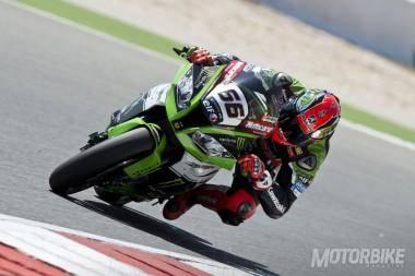 Tom Sykes - Motorbike Magazine