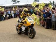 Valentino Rossi - Goodwood Festival - Motorbike Magazine