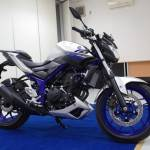 Yamaha MT-03 2016 01