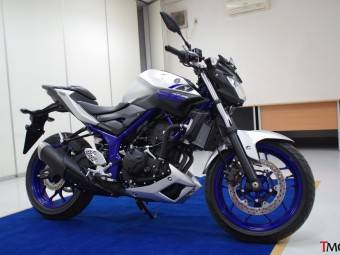 Yamaha MT 03 2016 01
