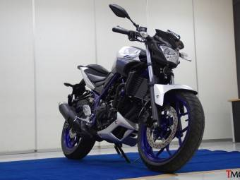 Yamaha MT 03 2016 03