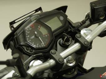 Yamaha MT 03 2016 06
