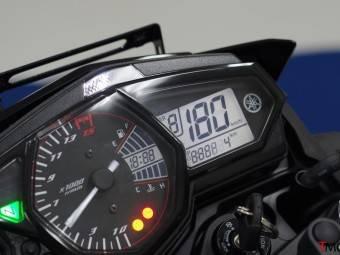 Yamaha MT 03 2016 17