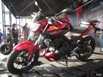 Yamaha MT 03 2016 22