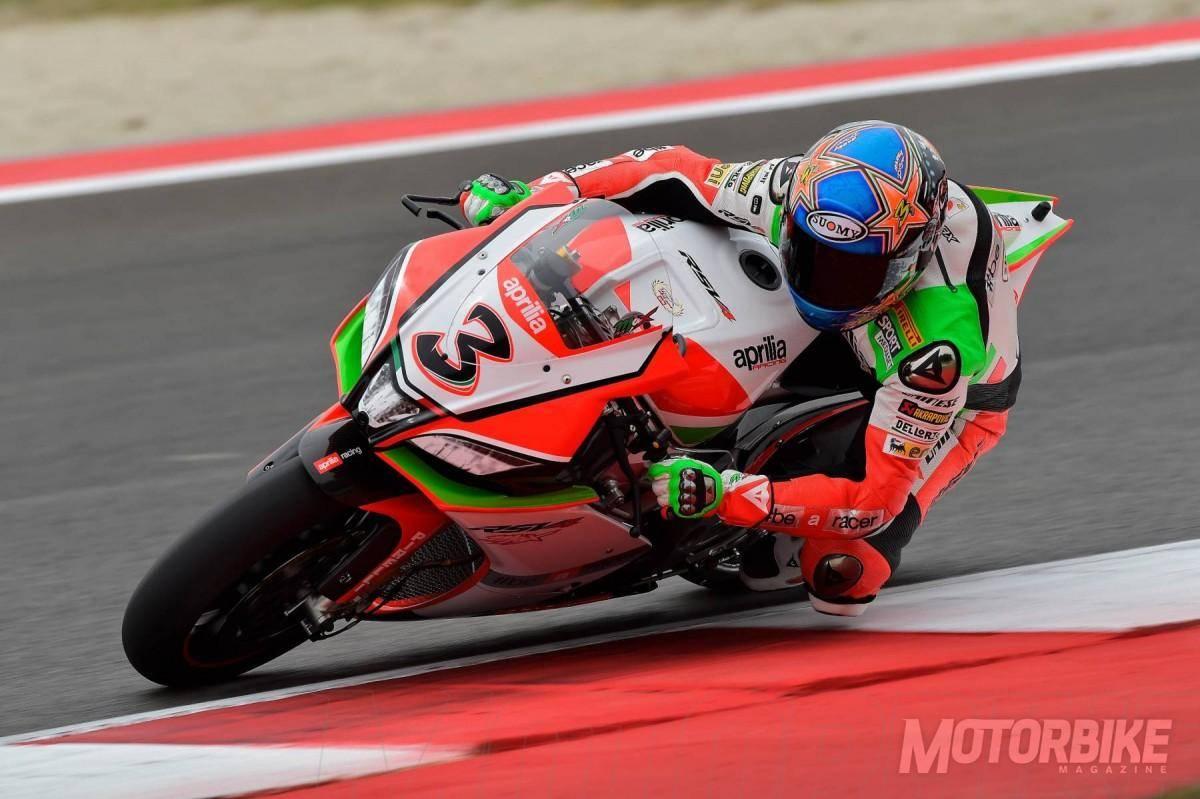 Max Biaggi 2015 - Motorbike Magazine
