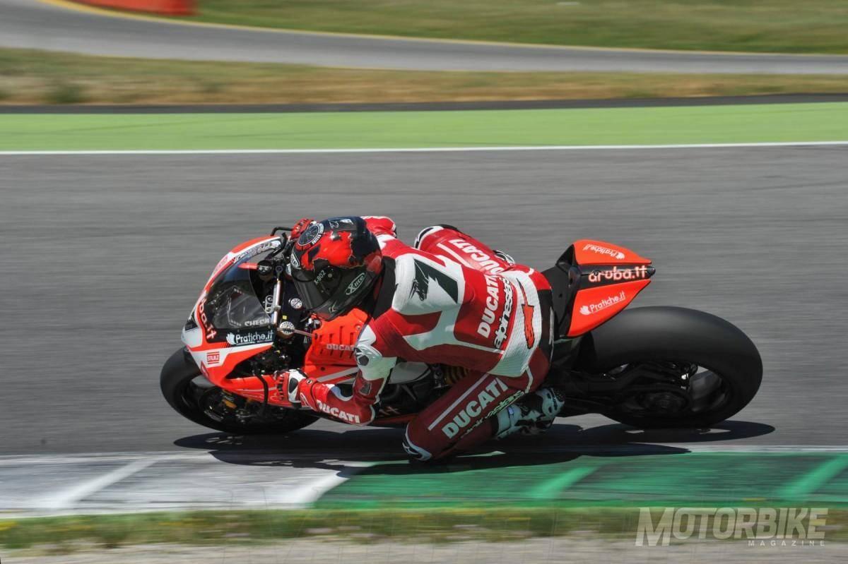 Carlos Checa Ducati 2015 - Motorbike Magazine