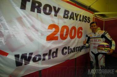 Troy Bayliss 2006