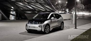 BMW farolas electricas