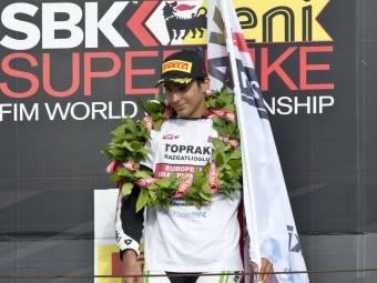 SBK NewsRazgatlioglu, campeón de STK600