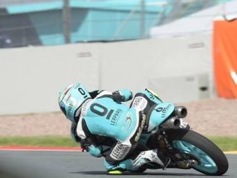 Efren Vazquez Moto3 Sachsenring