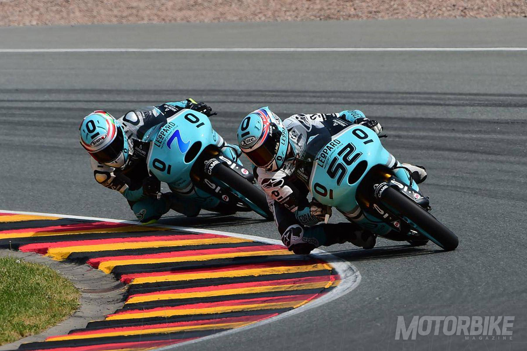 Moto3 Sachsenring 2015 - Motorbike Magazine