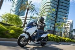 Honda Forza 125 kit polini