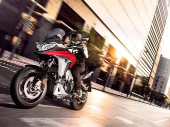 Honda VFR800X Crossrunner 1