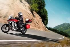 Honda VFR800X Crossrunner 5