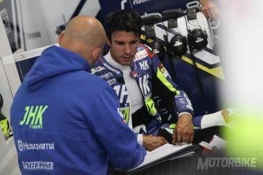 Isaac Vinyales Moto3 Sachsenring