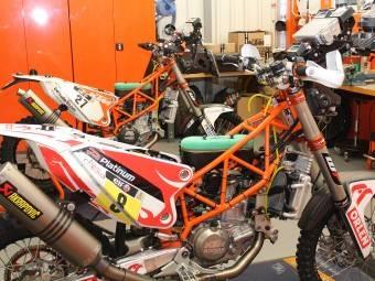 Ivan Cervantes Dakar 2016