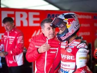 Jorge Martin Moto3 Sachsenring