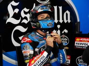 Jorge Navarro Moto3 Sachsenring