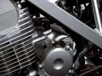 Kawasaki KLX 125 9